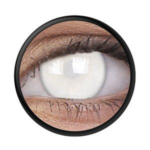 Blind White 1-årslinser