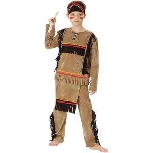 Indian maskeraddräkt för barn