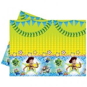 Toy story 3 bordsduk av plast - 120 x 180 cm