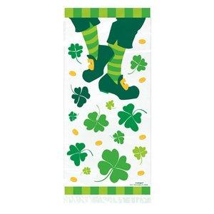 St Patrick's day cellofanpåsar- 20 st