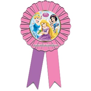 Disney prinsessa & djur prisrosett