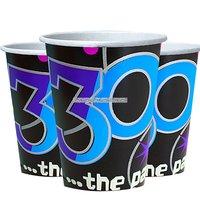Partymuggar i papper till 30-årsdagen - The party continues 255 ml - 8 st
