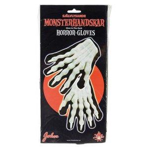 Monsterhandskar