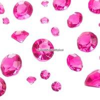Rosa bordsdiamanter - 100 g - 100 g