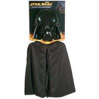 Darth Vader cape set barn - Ålder 5-7 år