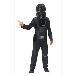 Death Trooper maskeraddräkt för äldre barn