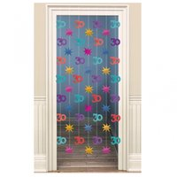 30-års dörrdraperi dekoration - 2 m