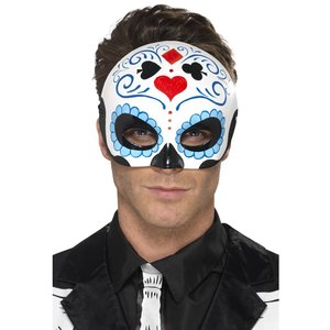 Day of the Dead Ögonmask