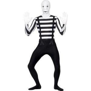 Mim Second Skin Suit maskeraddräkt