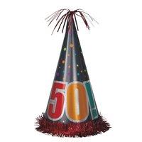 Jumbo partyhatt - 50!