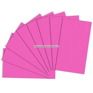 Presentpapper rosa - 8 ark