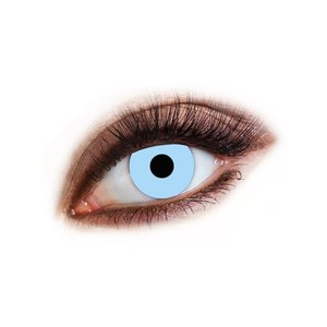 Färgade kontaktlinser - Frostblå