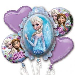 Folieballonger - Bukett Frost