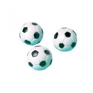 Studsbollar fotboll - 12 st
