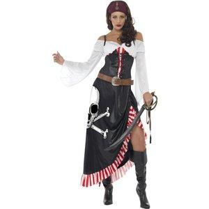 Sultry Swashbuckler piratdräkt