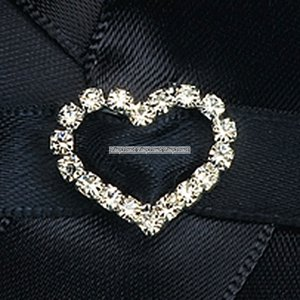 Diamant hjärta dekoration