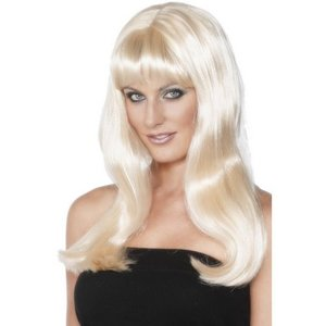 Peruk mystique blond