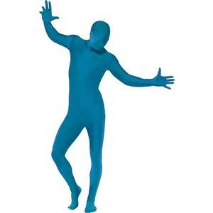 Second skin-dräkt - blå