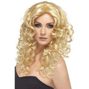 Peruk glamour blond