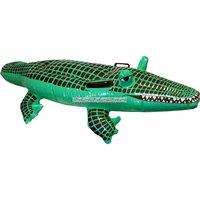 Uppblåsbar krokodil - 150cm