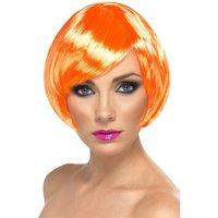 Kort page orange peruk