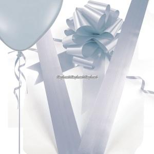 Dekorationspaket silver - 4 st