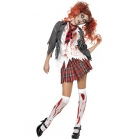 High School Horror - Zombietjej maskeraddr�kt