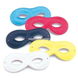 Domino små maskaredmasker - blandade färger