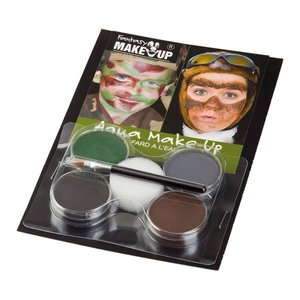 Make Up-kit - Camouflage
