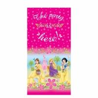 Disney prinsessa banderoll - 1,5m dörrbanderoll