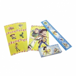 Toy story 3 brevpappersset - 20 st