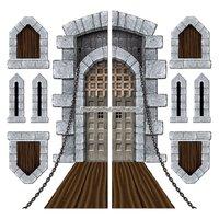 Dörrar och fönster Add-on - 9 st
