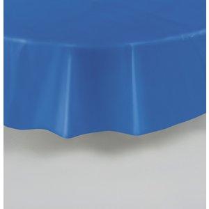 Rund duk - Blå