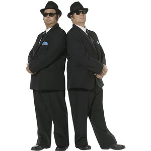 Blues Brothers maskeraddräkt