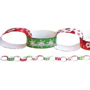 Juldekorationer girlanger - 100 st