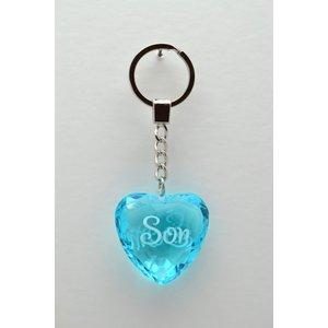Diamant nyckelring - Son