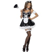 Flirtig French Maid maskeraddr�kt