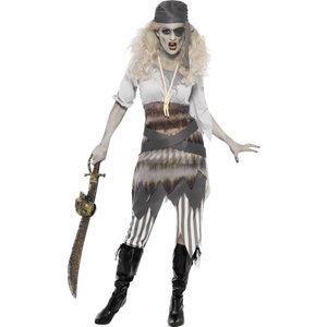 Spökskepp skeppsbruten sötnos maskeraddräkt