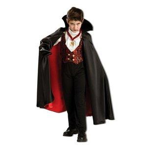Transylvansk vampyr maskeraddräkt barn