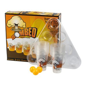 Beer Pong Bombed