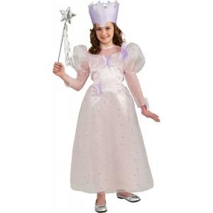 Glinda maskeraddräkt för barn