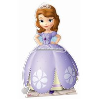 Sofia the First pappfigur- 151cm