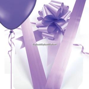 Dekorationspaket lila - 4 st