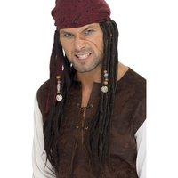 Pirat peruk set