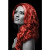 Hårfärg spray, röd
