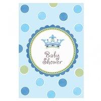 Baby boy inbjudningskort - 8 st