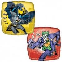 Folieballong - Batman &amp  Joker 45 cm