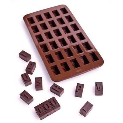 Choklad isbricka