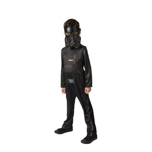 Death Trooper budget maskeraddräkt för barn
