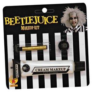Beetlejuice smink